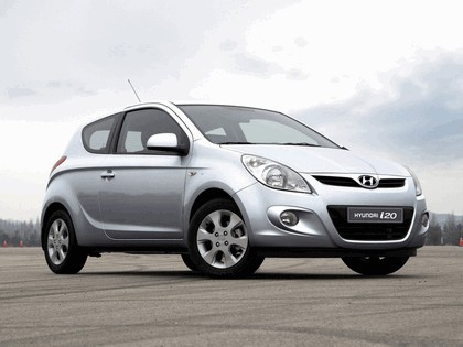 2009 Hyundai i20 12