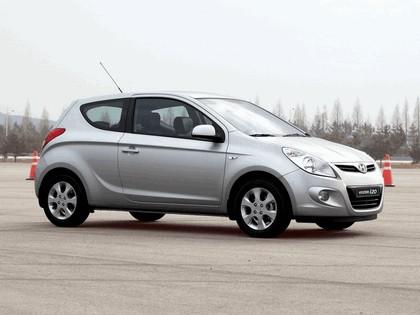 2009 Hyundai i20 21