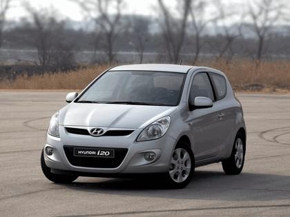 2009 Hyundai i20 22