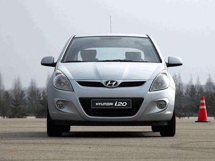 2009 Hyundai i20 25