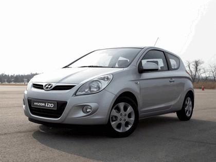 2009 Hyundai i20 29