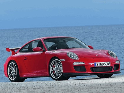 2009 Porsche 911 ( 997 ) GT3 1