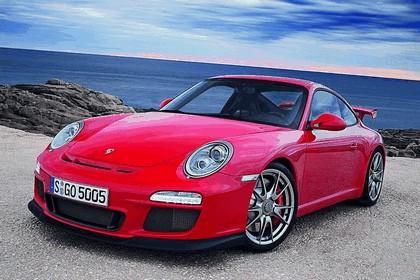 2009 Porsche 911 ( 997 ) GT3 4