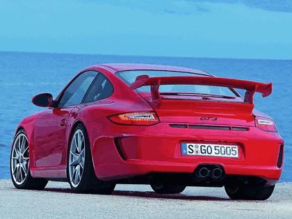 2009 Porsche 911 ( 997 ) GT3 11
