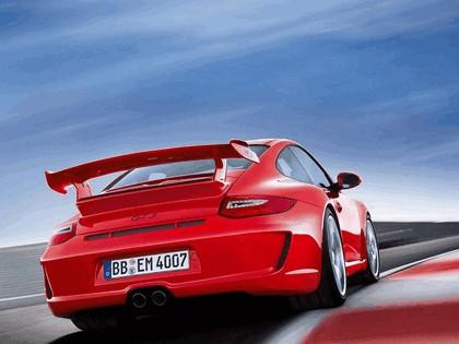 2009 Porsche 911 ( 997 ) GT3 16