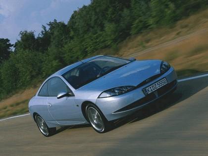 2000 Ford Cougar 2.5 V6 4