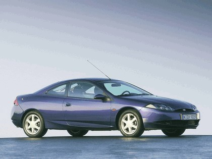2000 Ford Cougar 2.5 V6 8