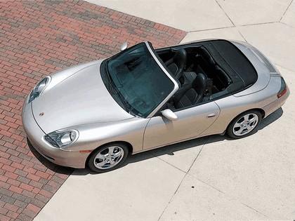 2001 Porsche 911 Carrera 4 cabriolet 1