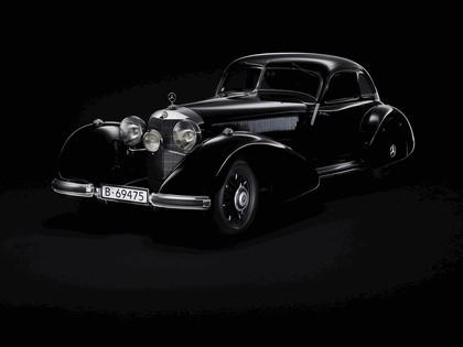1934 Mercedes-Benz 540K Autobahn Kurier 1