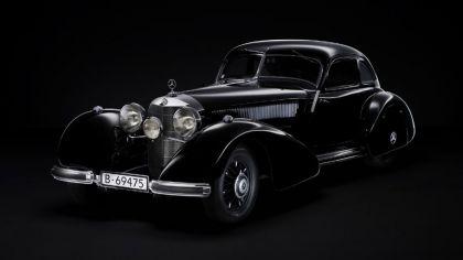 1934 Mercedes-Benz 540K Autobahn Kurier 6