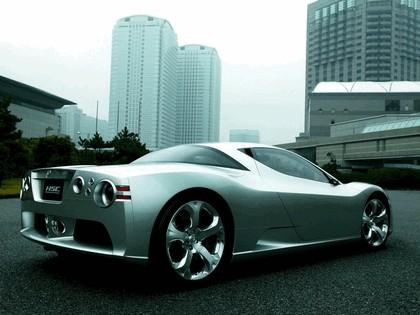 2004 Acura HSC High Performance Concept 5