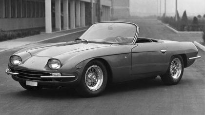 1965 Lamborghini 350 GTS spider 4