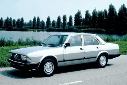 1983 Alfa Romeo Alfa 6 2.5i Quadrifoglio Oro 1