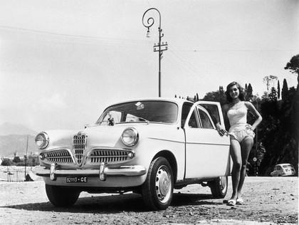 1955 Alfa Romeo Giulietta berlina 1