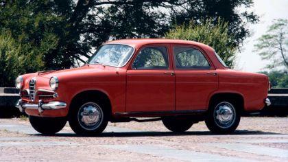 1955 Alfa Romeo Giulietta berlina 9