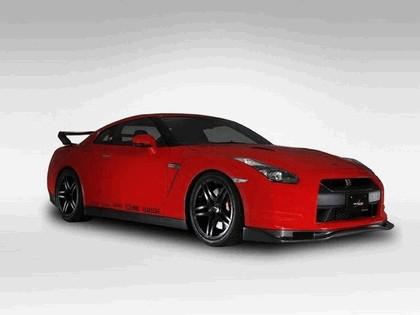 2009 Nissan GT-R R35 aero kit by Shadow Sports Design 3
