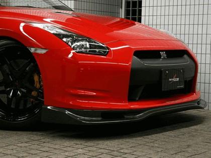 2009 Nissan GT-R R35 aero kit by Shadow Sports Design 23
