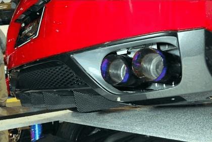 2009 Nissan GT-R R35 aero kit by Shadow Sports Design 29