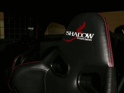 2009 Nissan GT-R R35 aero kit by Shadow Sports Design 30