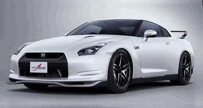 2009 Nissan GT-R R35 aero kit by Shadow Sports Design 32