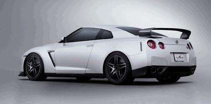 2009 Nissan GT-R R35 aero kit by Shadow Sports Design 33