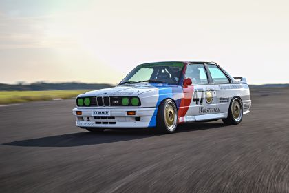 1987 BMW M3 ( E30 ) DTM 8