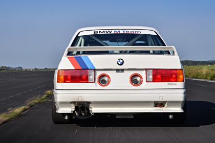 1987 BMW M3 ( E30 ) DTM 34