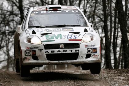 2007 Fiat Grande Punto Abarth rally 1