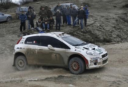 2007 Fiat Grande Punto Abarth rally 4
