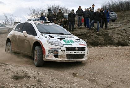 2007 Fiat Grande Punto Abarth rally 5