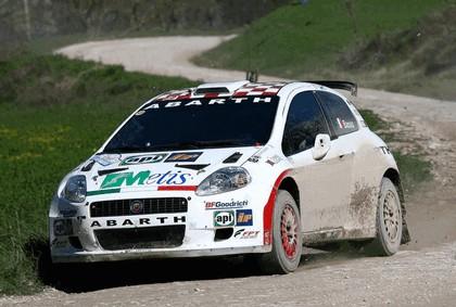 2007 Fiat Grande Punto Abarth rally 9