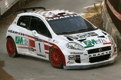 2007 Fiat Grande Punto Abarth rally 10