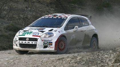 2007 Fiat Grande Punto Abarth rally 8