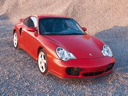 2001 Porsche 911 Turbo 1