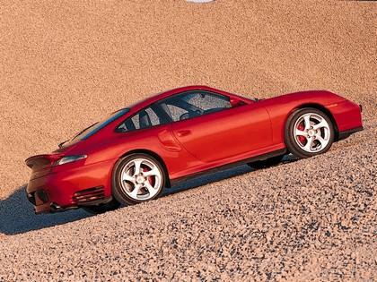 2001 Porsche 911 Turbo 3