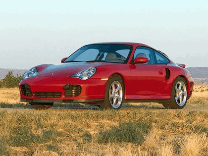 2001 Porsche 911 Turbo 4