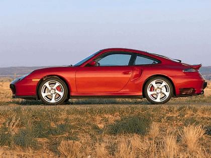 2001 Porsche 911 Turbo 6