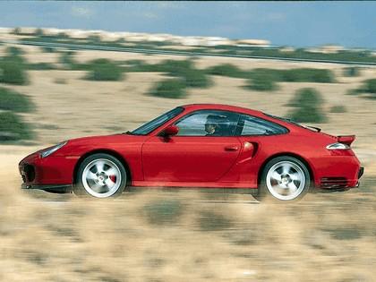 2001 Porsche 911 Turbo 7