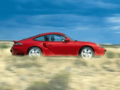 2001 Porsche 911 Turbo 8