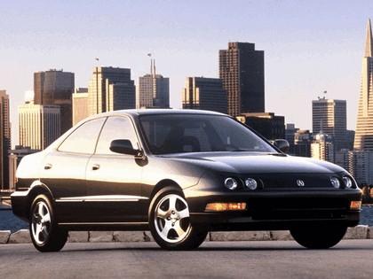 1994 Acura Integra sedan 1