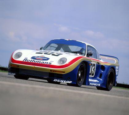 1987 Porsche 961 ( 959 track version ) 1