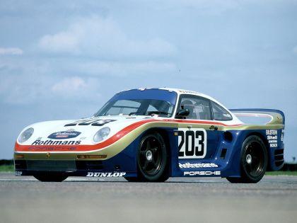 1987 Porsche 961 ( 959 track version ) 2