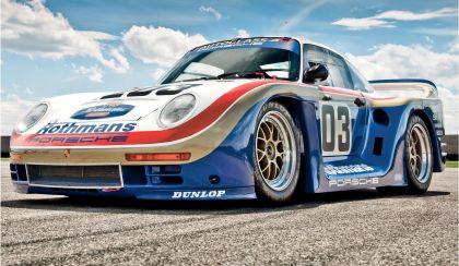 1987 Porsche 961 ( 959 track version ) 4