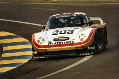 1987 Porsche 961 ( 959 track version ) 5