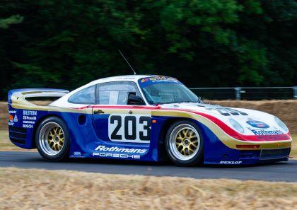 1987 Porsche 961 ( 959 track version ) 15