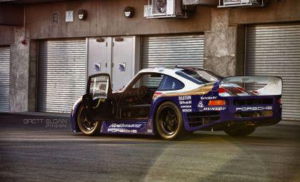 1987 Porsche 961 ( 959 track version ) 21