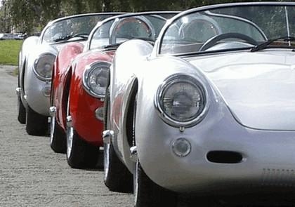 1954 Porsche 550 RS spider 3