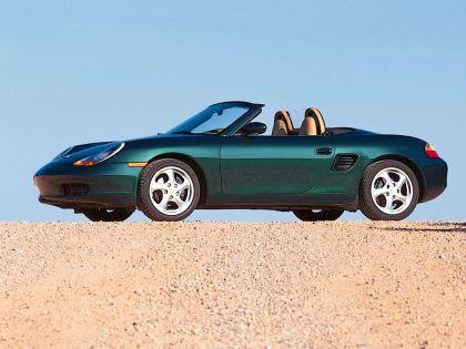 2001 Porsche Boxster 2