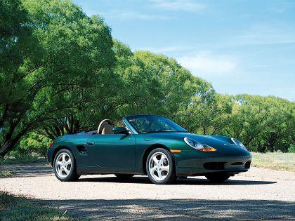 2001 Porsche Boxster 4