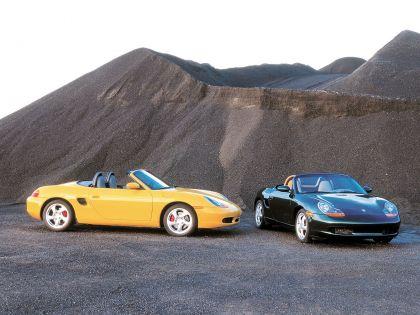 2001 Porsche Boxster 6